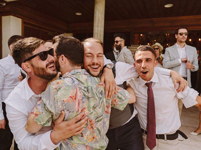 La boda de Francis y María en Elx/elche, Alicante 78