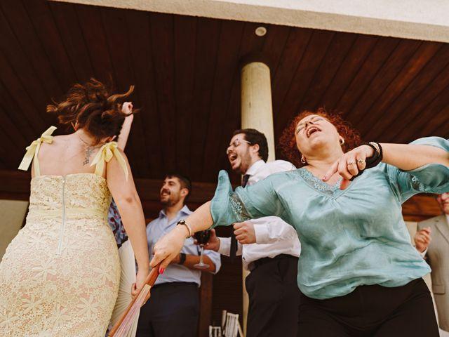 La boda de Francis y María en Elx/elche, Alicante 83