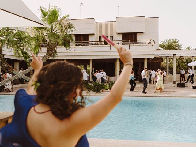 La boda de Francis y María en Elx/elche, Alicante 93