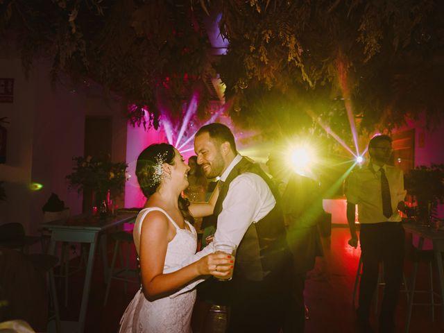 La boda de Francis y María en Elx/elche, Alicante 99