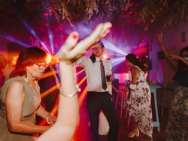 La boda de Francis y María en Elx/elche, Alicante 100