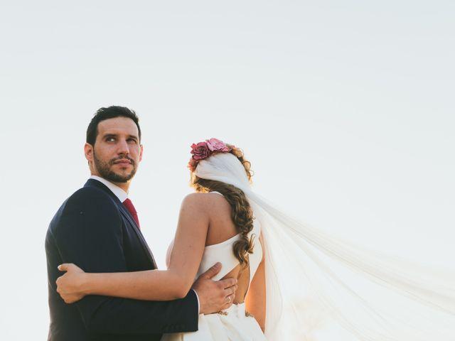 La boda de Úrsula y David