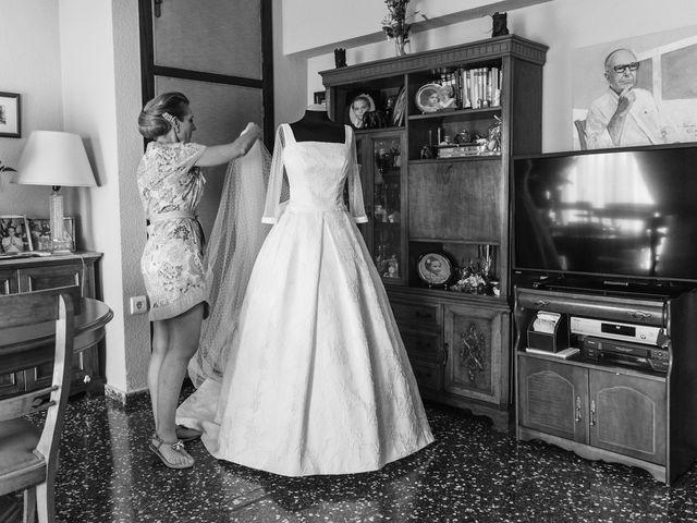 La boda de Angel y Amparo en Picanya, Valencia 10