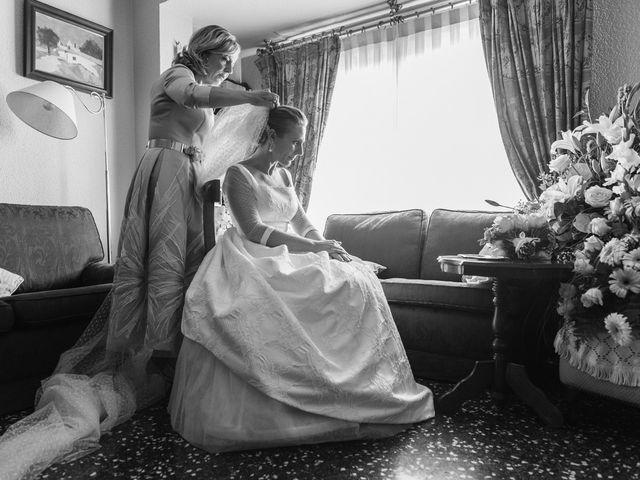 La boda de Angel y Amparo en Picanya, Valencia 18