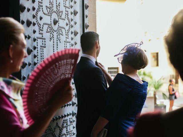 La boda de Angel y Amparo en Picanya, Valencia 22