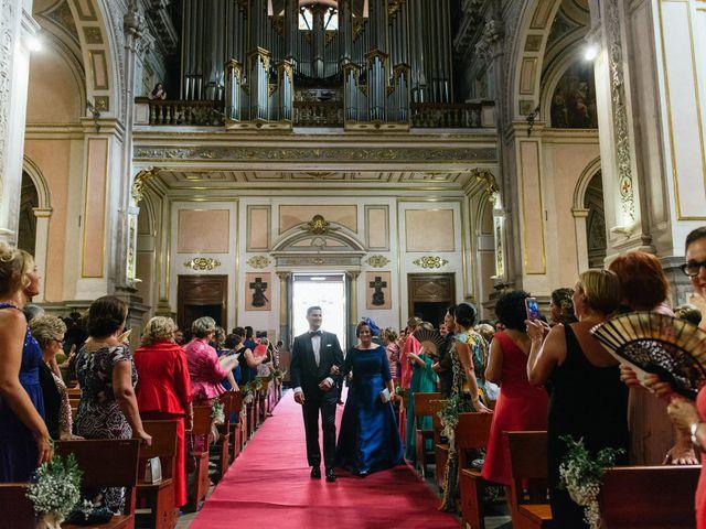 La boda de Angel y Amparo en Picanya, Valencia 24
