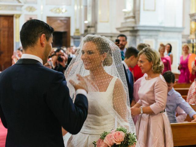 La boda de Angel y Amparo en Picanya, Valencia 26