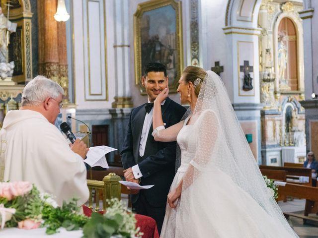 La boda de Angel y Amparo en Picanya, Valencia 30