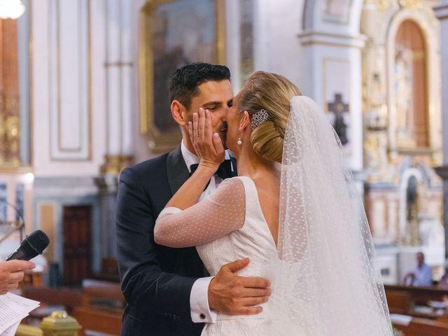 La boda de Angel y Amparo en Picanya, Valencia 31