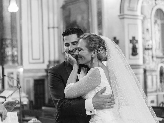 La boda de Angel y Amparo en Picanya, Valencia 32
