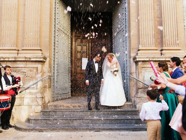 La boda de Angel y Amparo en Picanya, Valencia 36