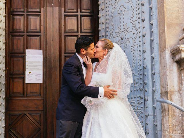 La boda de Angel y Amparo en Picanya, Valencia 38