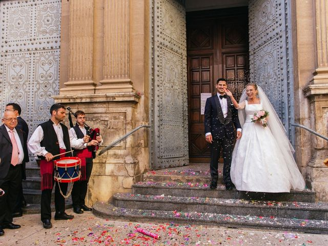La boda de Angel y Amparo en Picanya, Valencia 39