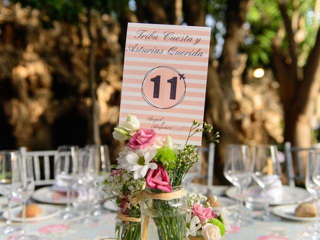 La boda de Angel y Amparo en Picanya, Valencia 45