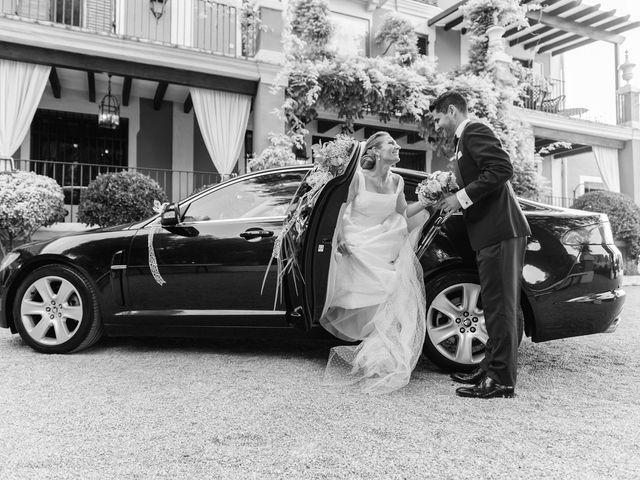 La boda de Angel y Amparo en Picanya, Valencia 48