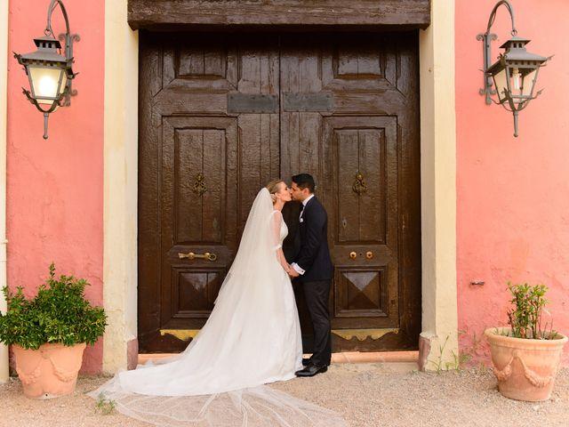 La boda de Angel y Amparo en Picanya, Valencia 50