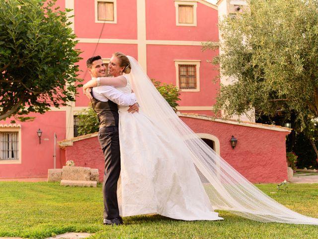 La boda de Angel y Amparo en Picanya, Valencia 59