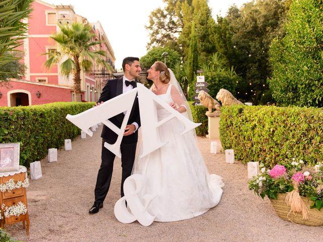 La boda de Angel y Amparo en Picanya, Valencia 60