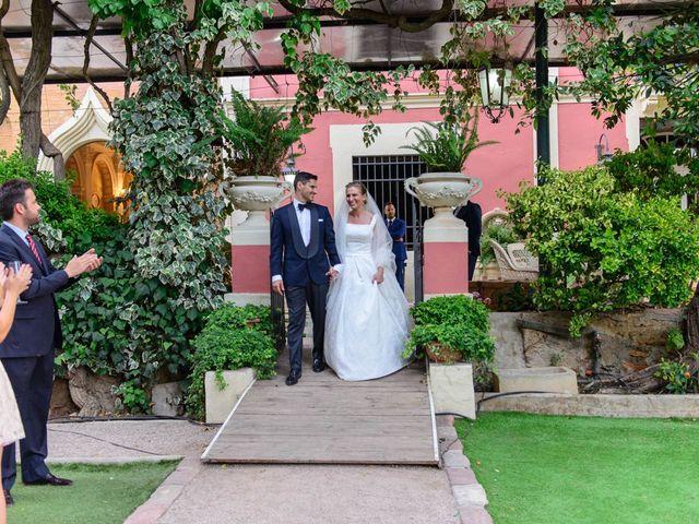 La boda de Angel y Amparo en Picanya, Valencia 68