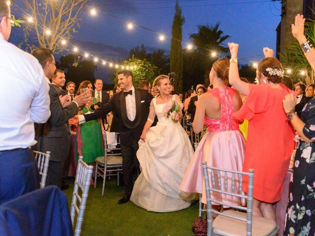 La boda de Angel y Amparo en Picanya, Valencia 86