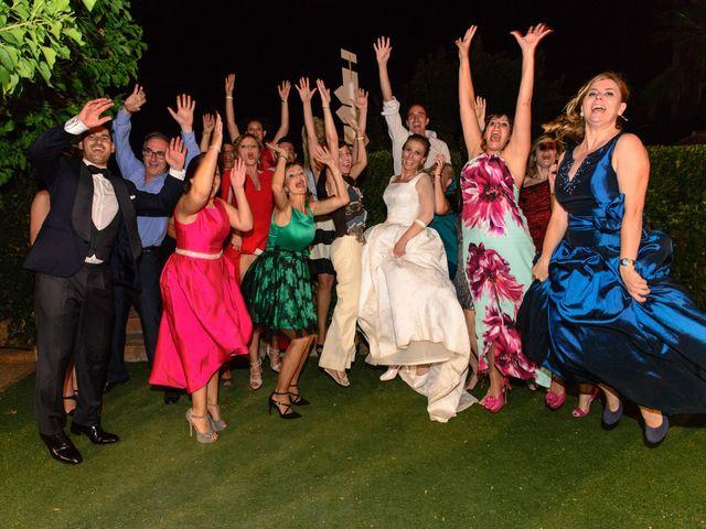 La boda de Angel y Amparo en Picanya, Valencia 94