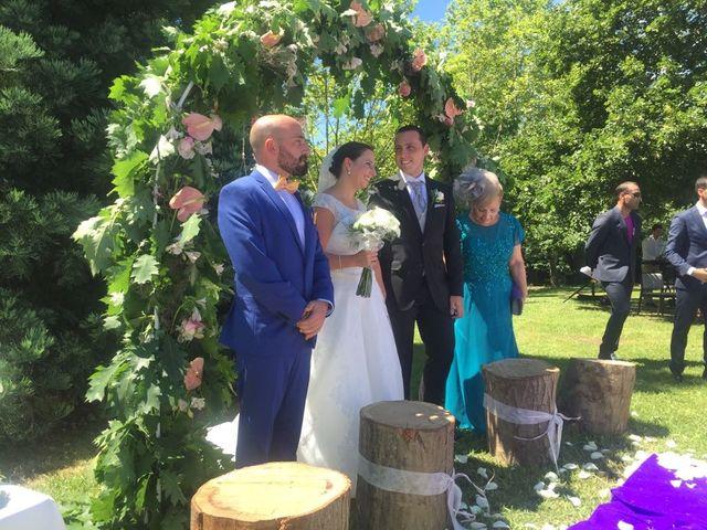 La boda de Asier y Itxaso en Zamudio, Vizcaya 1
