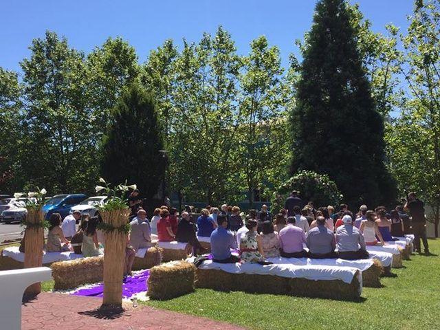 La boda de Asier y Itxaso en Zamudio, Vizcaya 3