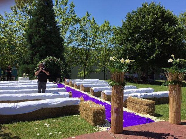 La boda de Asier y Itxaso en Zamudio, Vizcaya 4