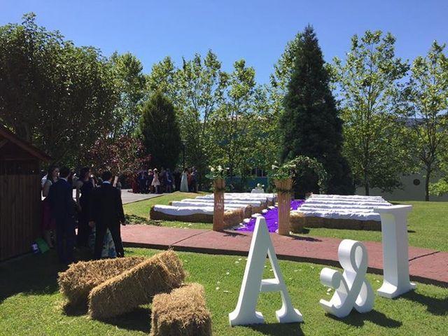 La boda de Asier y Itxaso en Zamudio, Vizcaya 5