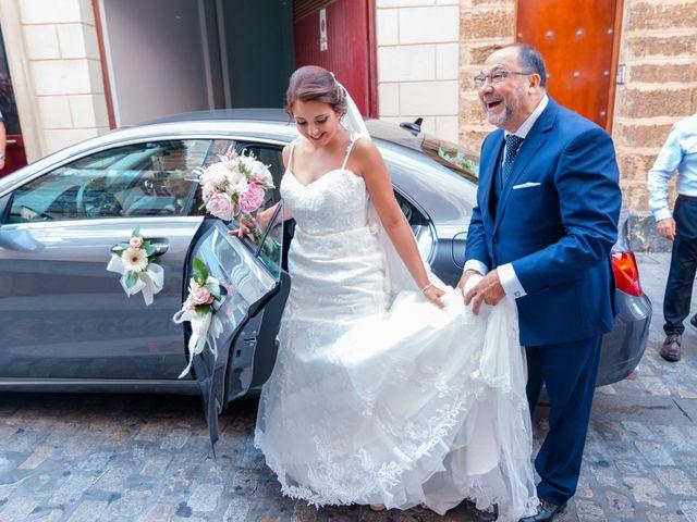 La boda de David y Pili en Cádiz, Cádiz 7