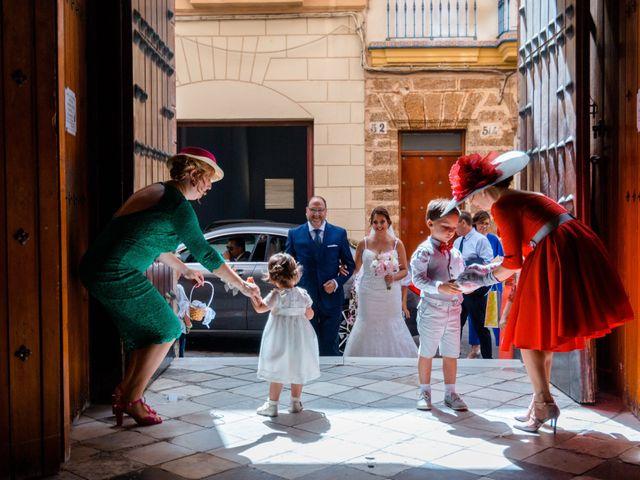 La boda de David y Pili en Cádiz, Cádiz 8