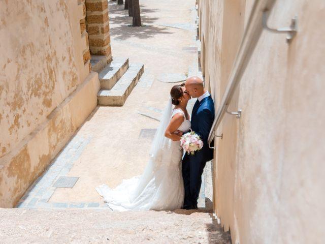 La boda de David y Pili en Cádiz, Cádiz 13