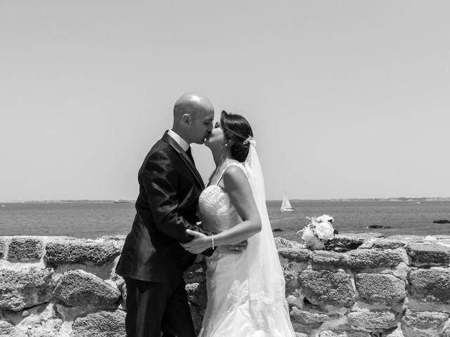 La boda de David y Pili en Cádiz, Cádiz 14