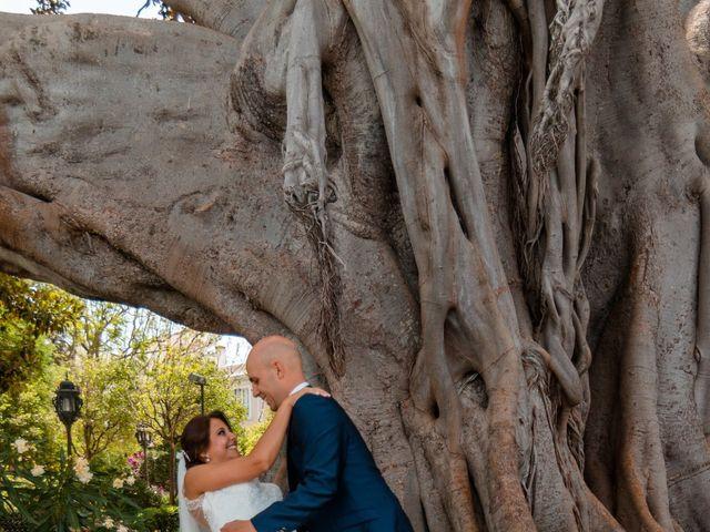 La boda de David y Pili en Cádiz, Cádiz 16