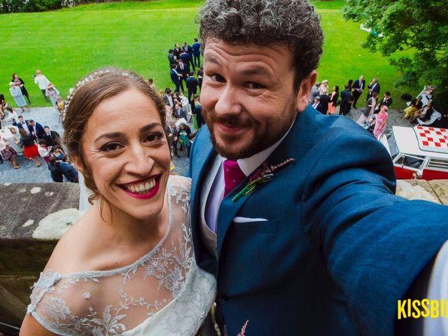 La boda de Ainhoa y Iñigo