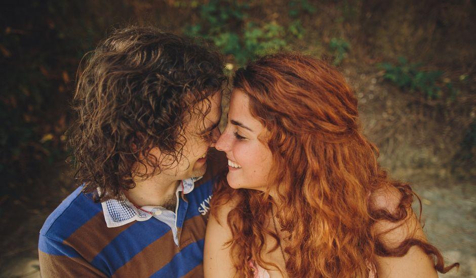 La boda de Raúl y Olaia en Bigues, Barcelona