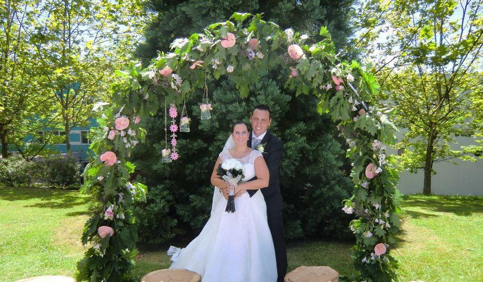 La boda de Asier y Itxaso en Zamudio, Vizcaya