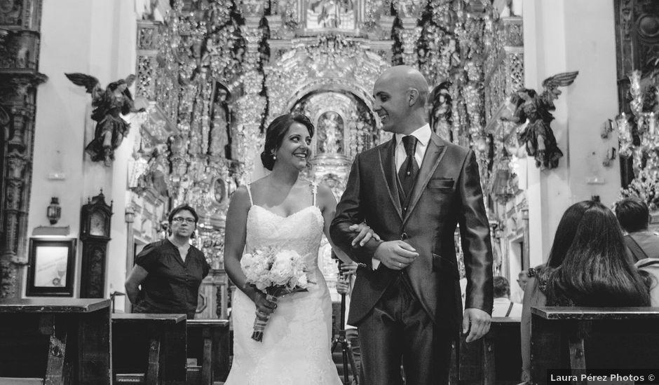 La boda de David y Pili en Cádiz, Cádiz