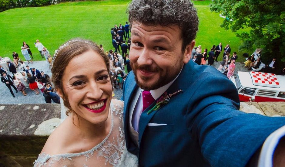 La boda de Iñigo y Ainhoa en Donostia-San Sebastián, Guipúzcoa