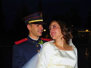 La boda de Borja y Sabina