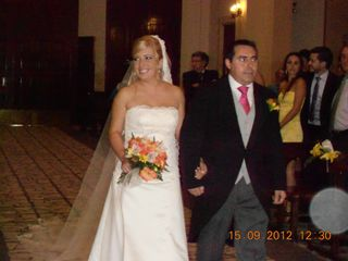 La boda de Agus y Mely