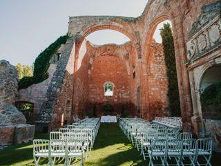 La boda de Antonio y Patricia 1