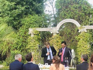 La boda de Silvia  y Jorge 2