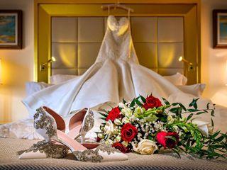 La boda de Oriana y Yanmany 1