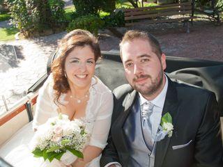 La boda de Lucio y Alba
