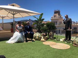La boda de Isabel  y Jose 1