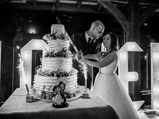 La boda de Jordi y Arantxa