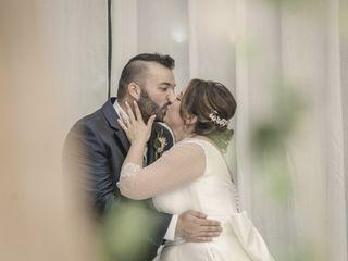 La boda de Estela y Iván