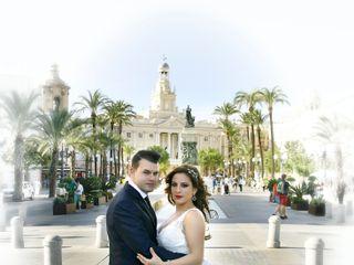 La boda de Lorena y Fran 1