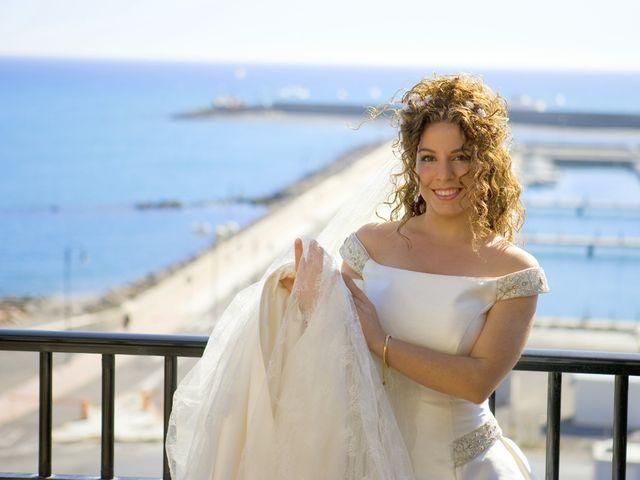 La boda de Jose y María en Adra, Almería 6